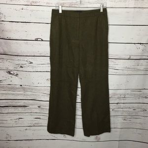 Ann Taylor 6 Wool Blend trousers